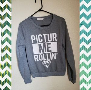 💎 Pull over gray sweater. 💎